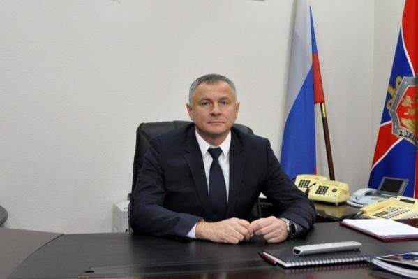 Новый руководитель УФСБ приедет из Москвы
