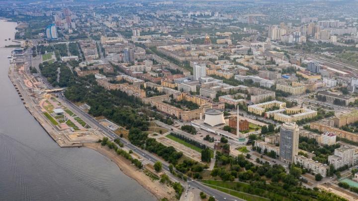 Центр Волгограда остался без отопления из-за прорыва на сетях «Концессий теплоснабжения»