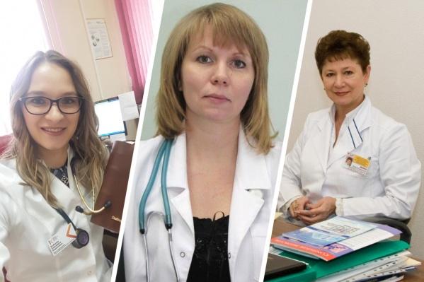 Красноярские врачи получили награду от президента