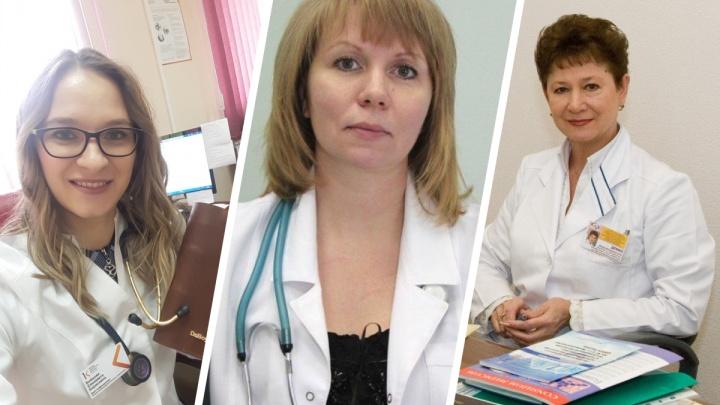 Путин наградил орденом Пирогова семерых врачей из Красноярска