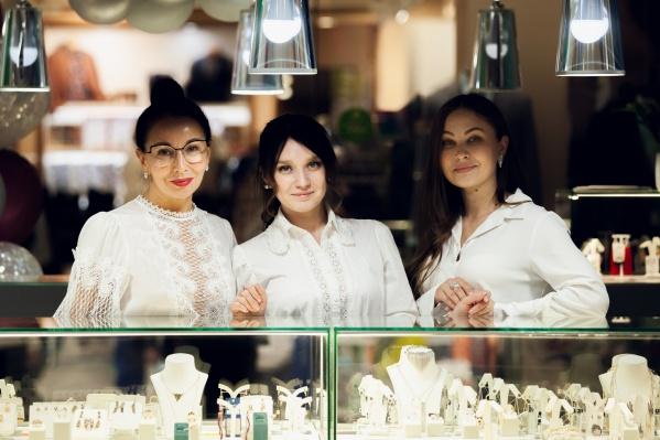 «Частная коллекция» в ТЦ «Фокус» представила как демократичные линейки украшений, так и образцы высокого ювелирного искусства