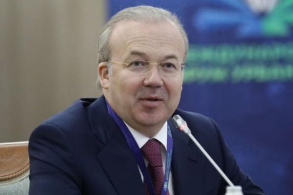 Задержанный Борис Беляев является заместителем премьер-министра правительства Башкирии Андрея Назарова