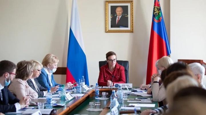 Анна Цивилёва объяснила, зачем Кузбассу Совет по вопросам попечительства и что он делает