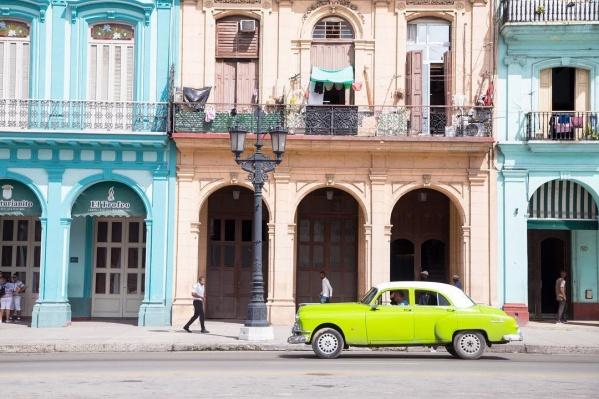 На Кубу едут и за пляжным отдыхом, и за неповторимым местным колоритом