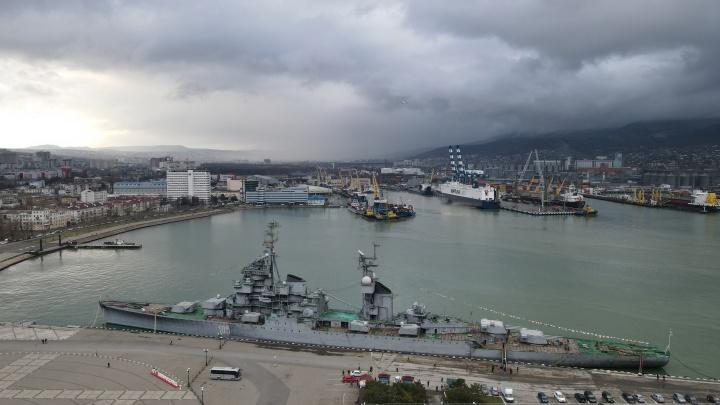 В выходные на Кубани снова будут дождь, гроза и град