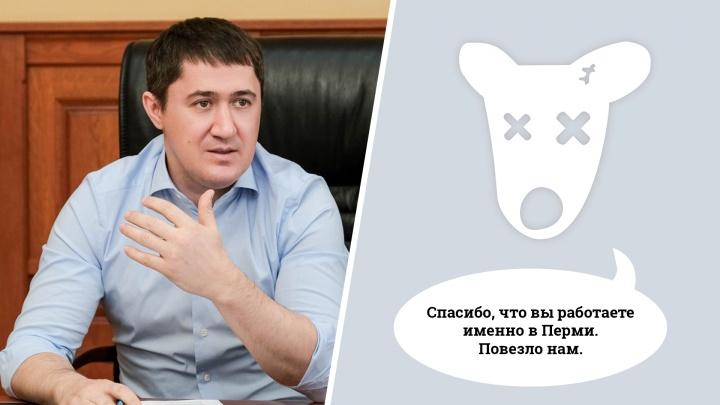 «Дмитрий Николаевич, вы лапочка»: зачем главе Прикамья своя «армия ботов»?