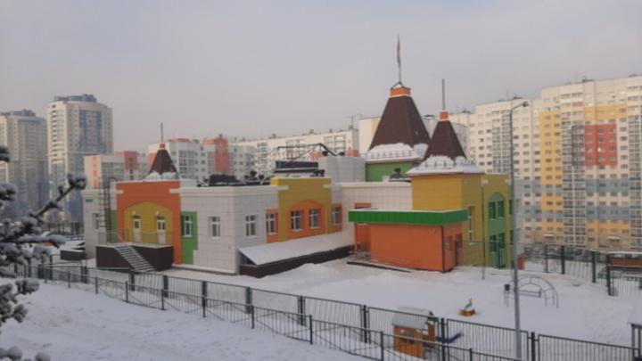 В мэрии Кемерово рассказали, почему рухнул потолок в новом детском саду