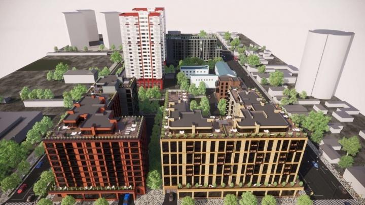 Застройка центра Самары: что владелец «Вива Лэнда» хочет сделать с 125-м кварталом