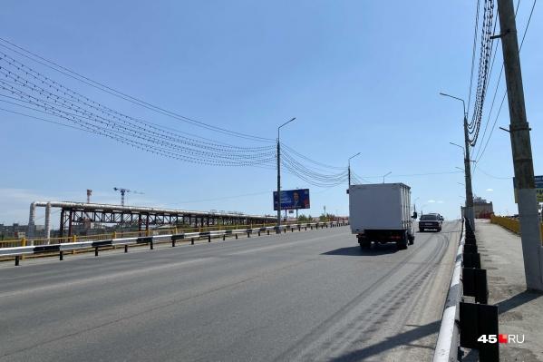 Шумков уточнил, что перекрывать мосты, которые будут ремонтировать, пока не планируется