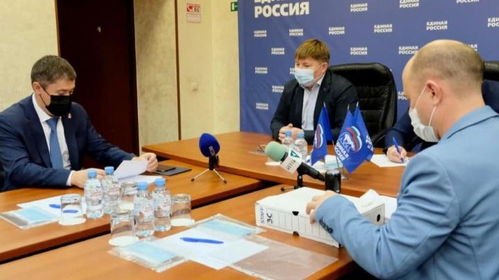 В Прикамье губернатор Махонин и мэр Дёмкин заявились на праймериз. Они теперь станут депутатами?