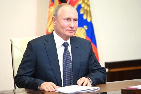 Владимир Путин не приезжал в Челябинскую область с 2019 года — тогда он запускал в работу новую аглофабрику на ММК