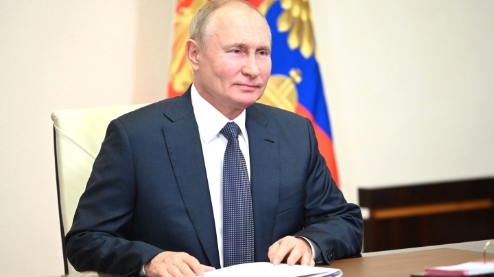 Владимира Путина ждут в Челябинской области в начале августа