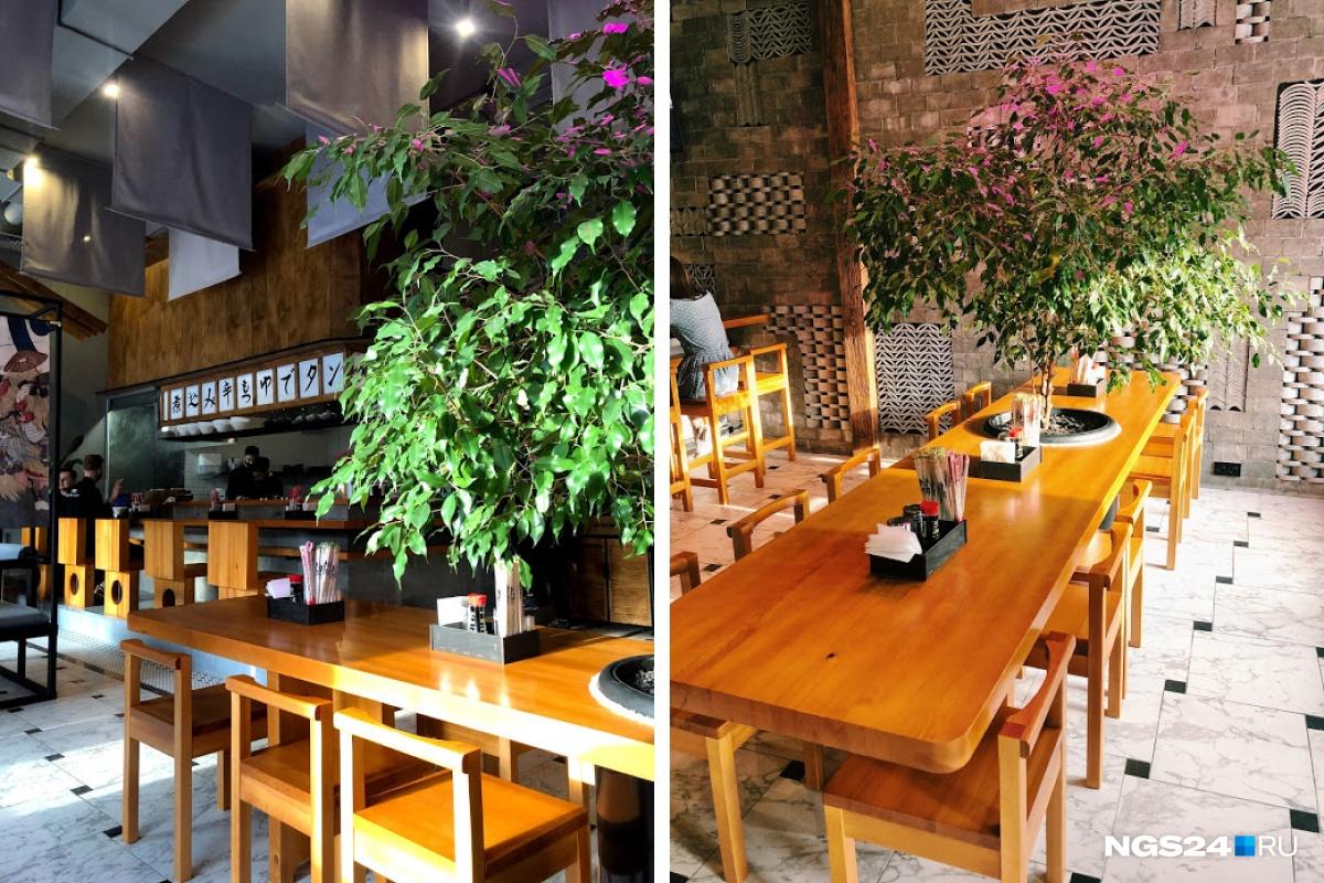 В Kiko Bar почти нет неона, который так любят при оформлении заведений азиатской кухни
