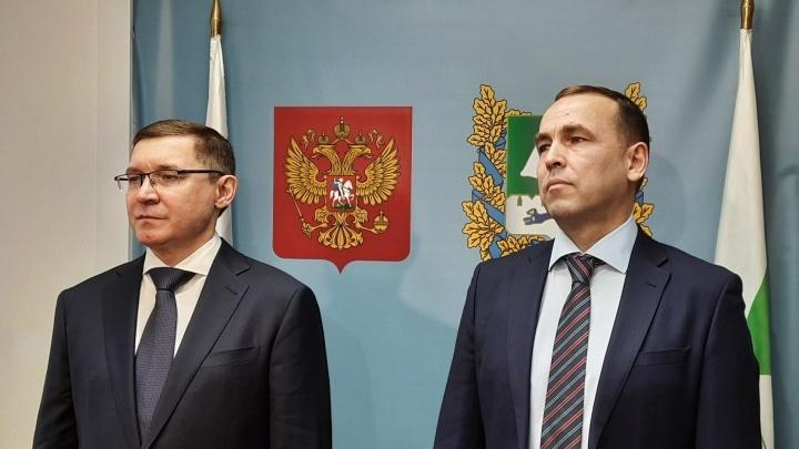 В Курган приедут министр Денис Мантуров и полпред Владимир Якушев