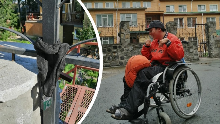 Месть ТСЖ. Инвалида с ДЦП лишили прогулок решением собрания жильцов: как это произошло?
