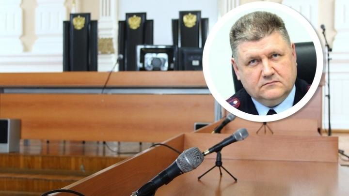 В Самарской области отдали под суд бывшего начальника полиции Сызрани