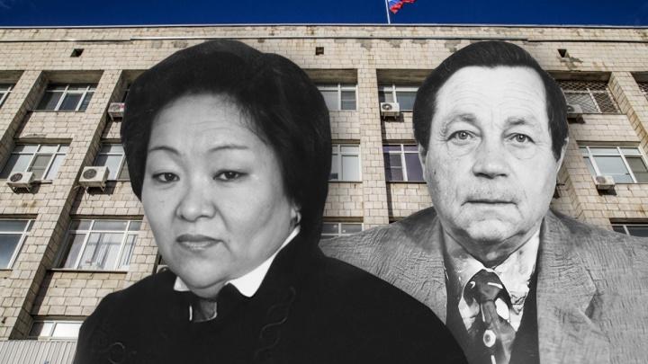 В Волгограде в один день умерли судья и первый председатель арбитражного суда