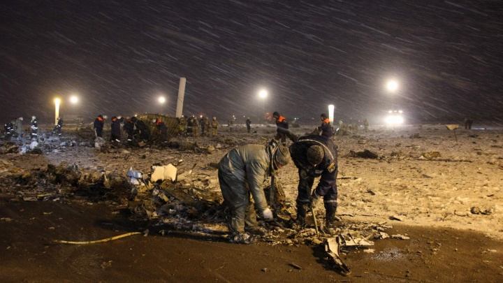 «В тот день ждали потопа»: ростовские спасатели вспоминают крушение борта FlyDubai спустя 5 лет