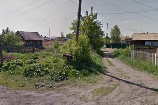 Трагедия произошла в частном секторе города Коркино на улице Танкистов