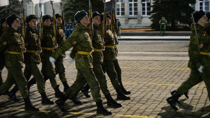 Ищите объезды: в среду вечером центр Екатеринбурга вновь закроют для репетиции парада