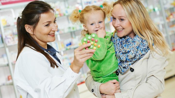 Здоровье детей — самое ценное: 1 июня в аптеках «Вита Норд» каждому ребенку подарят гематоген