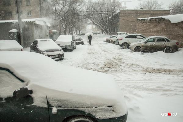 В регионе будет холоднее обычного на 9 градусов