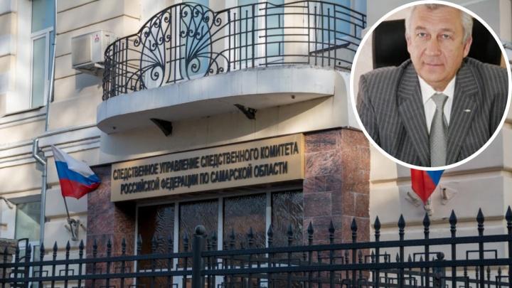 В Самаре скончался экс-руководитель Следственного комитета Самарской области Виталий Горсткин