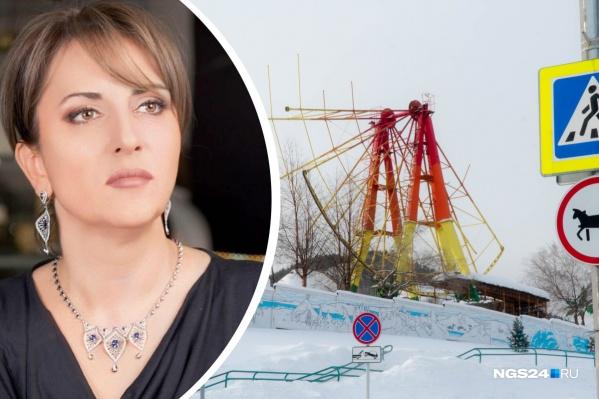 Моника рассказала, с чего начался «Остров сокровищ» и что послужило причиной закрытия
