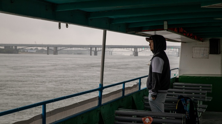 Плывем на работу: в Новосибирске запустили речной трамвай. Сколько ехать с окраины до метро — в тест-драйве НГС
