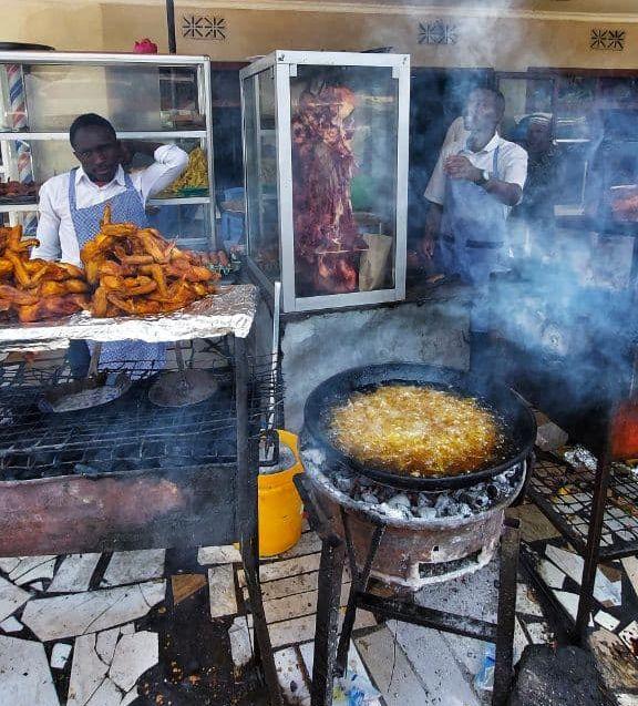 В Танзании любят всё жарить в масле