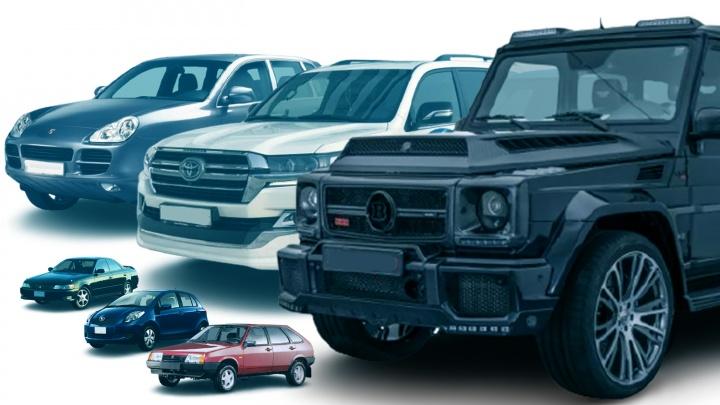Кто на дороге хозяин. Неформальная иерархия автомобилей на улицах Новосибирска — кто крут, а кого обижают