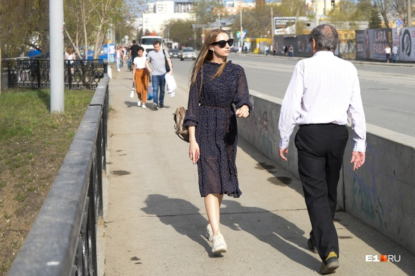 Удивительно, но даже такая жара 13 апреля для Урала вовсе не рекорд