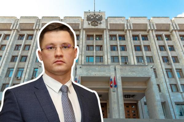 Евгений Чудаев работает в правительстве с 2018 года