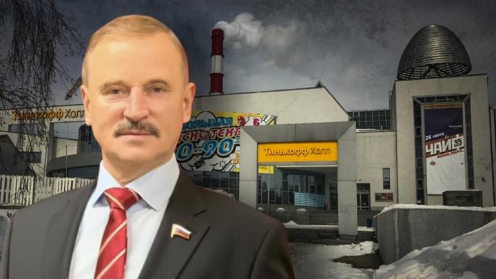 Бизнесмен обвинил депутата Госдумы, что тот «отжал» у него культовый клуб «Огни Уфы». Расследование UFA1.RU