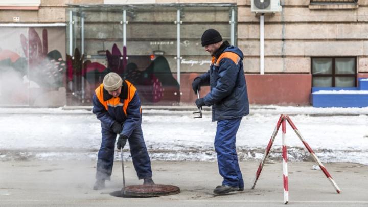 В Волгограде «Концессии теплоснабжения» оштрафовали за слишком холодную воду