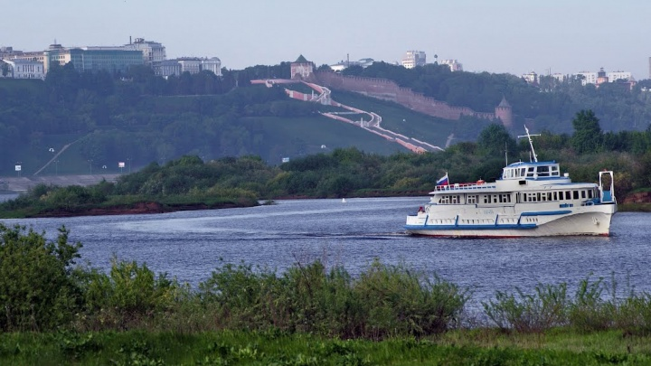 Навигация «Омика» по маршруту Нижний Новгород — Бор возобновилась из-за ремонта моста