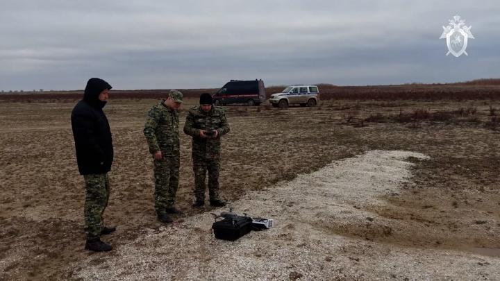 Ищут на земле и под водой: появилось оперативное видео с поисков пропавшего в Волгоградской области подростка