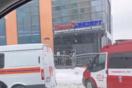 В пермской частной клинике «Эксперт» задымилась щитовая. Томографы отключили минимум на неделю