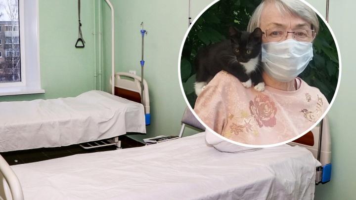 «Она — не божий одуванчик»: девушка, помогающая умирающей от рака нижегородке раздать животных, поделилась подробностями ее жизни