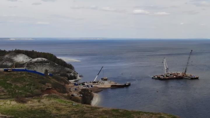 Власти планируют расплатиться с инвестором за мост у Климовки к 2036 году