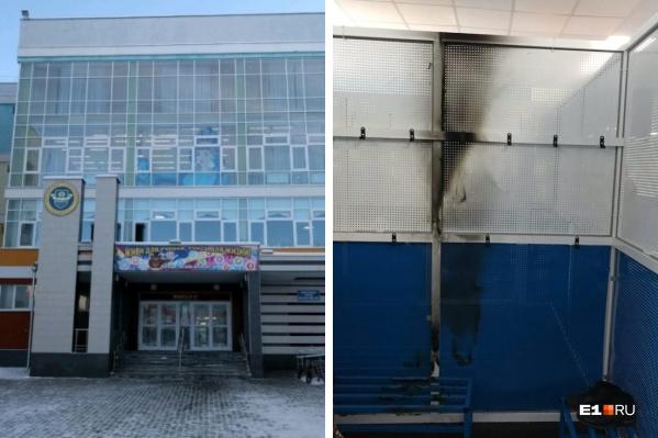 В Следственном комитете считают, что причиной пожара могло стать неосторожное обращение с огнём