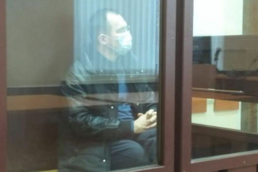 Рамзиля Кучарбаева отправили за решетку прямо из зала суда