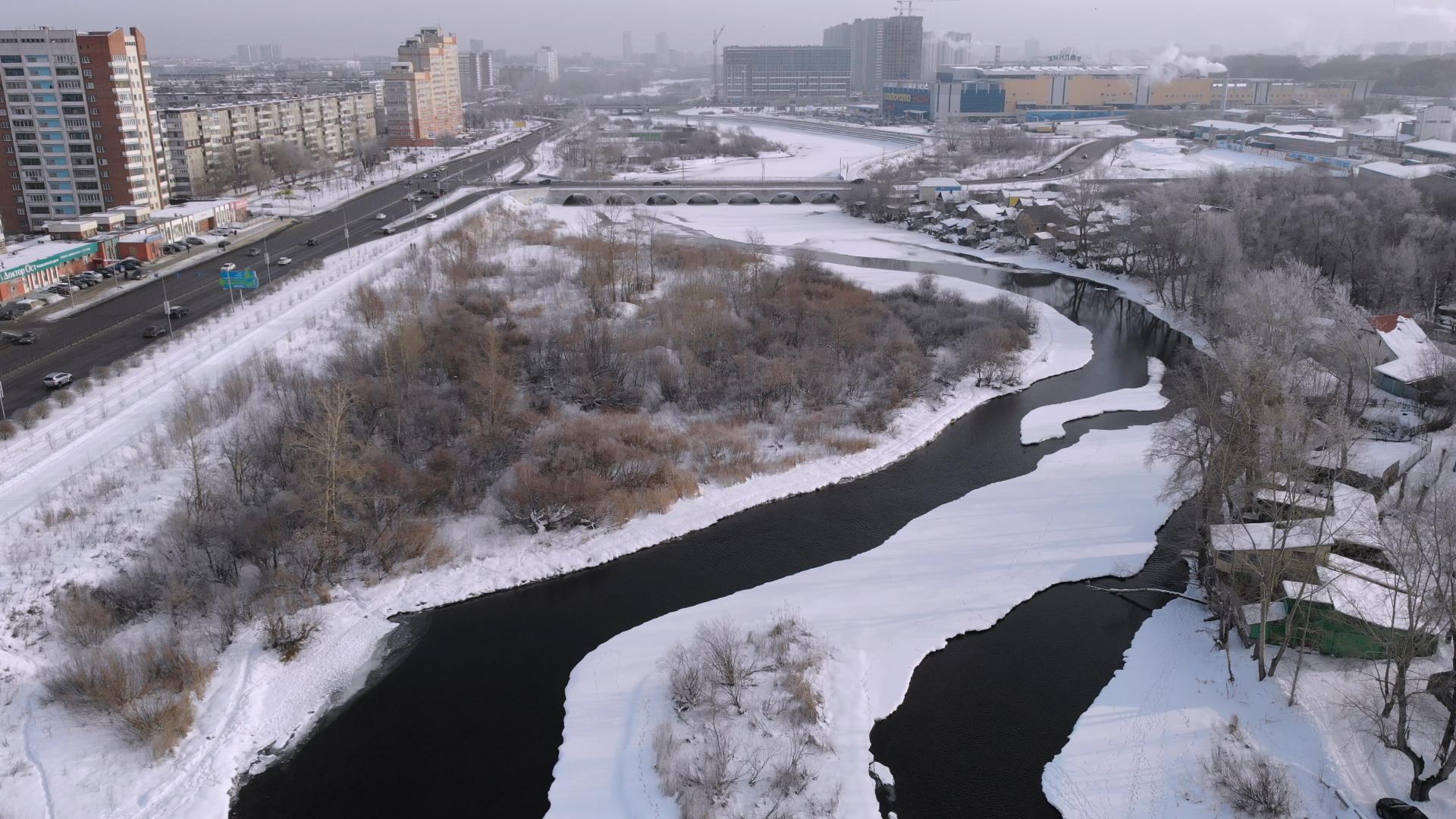 В Минэкологии заявили, что готовы искать источник несанкционированных стоков и наказывать нарушителей