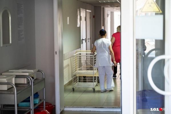 За 9 месяцев работы ковидного госпиталя РОКБ, туда приняли 4656 пациентов
