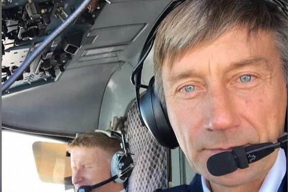 Анатолий Прытков сумел посадить неисправный самолет, на борту которого находились 18 человек