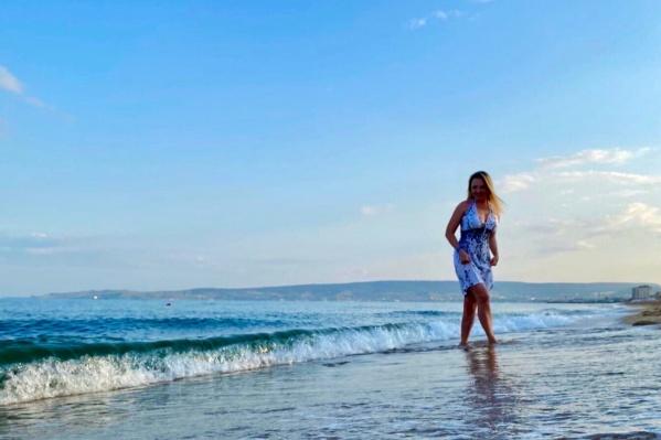 Единственный плюс, говорит Татьяна, это чистое море