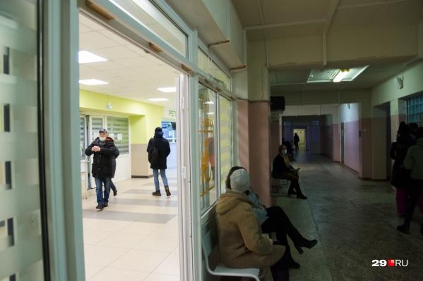 Больше всего денег из казны страны Архангельская область в этом году потратит на строительство больниц и ФАПов