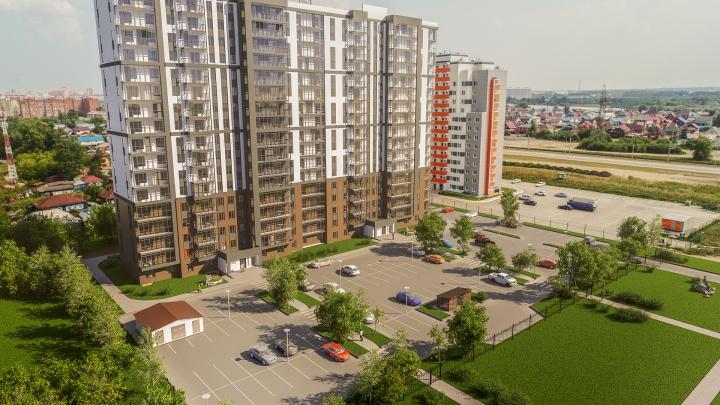 Появились видовые квартиры с бассейном под окнами за6874рубля в месяц (фото)