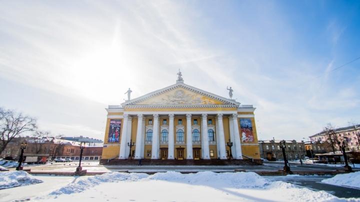 Подрядчика оштрафовали на крупную сумму за нарушения при ремонте Оперного театра в Челябинске
