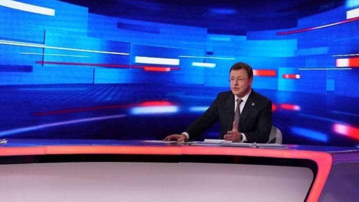Губернатор Дмитрий Азаров высказался о возможном введении локдауна в регионе